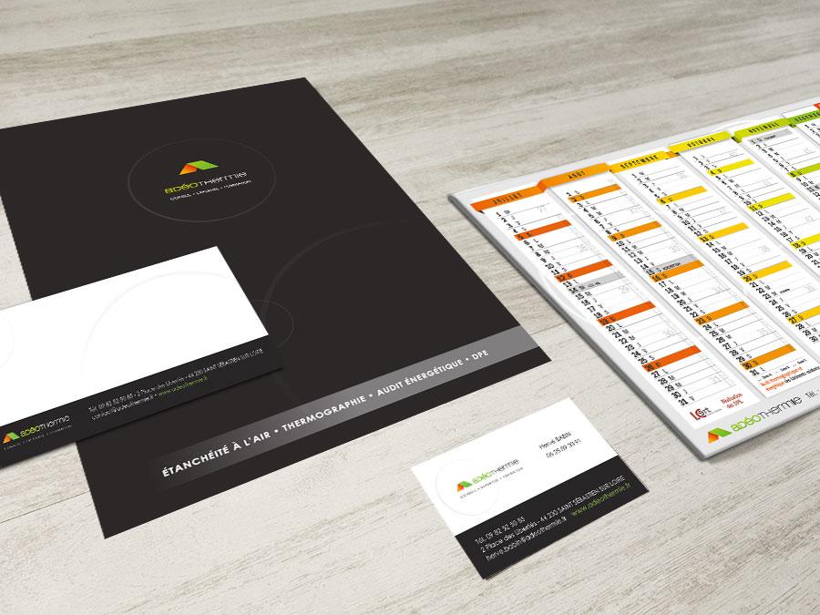 Création de documents print