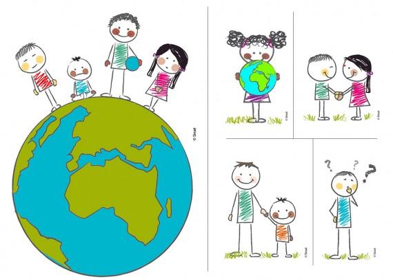 Illustrations adoption