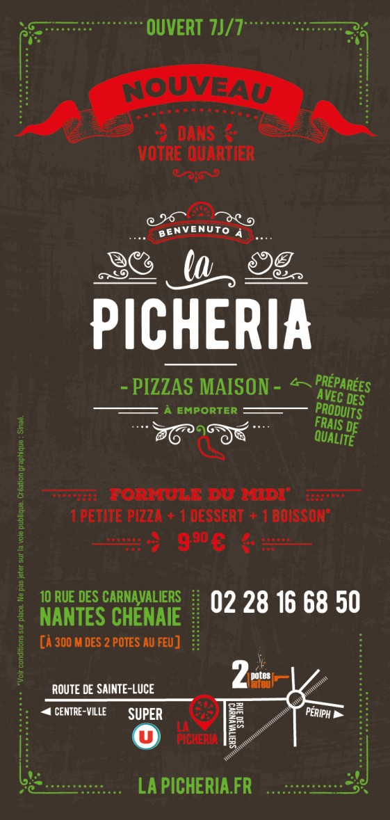 Flyer Picheria