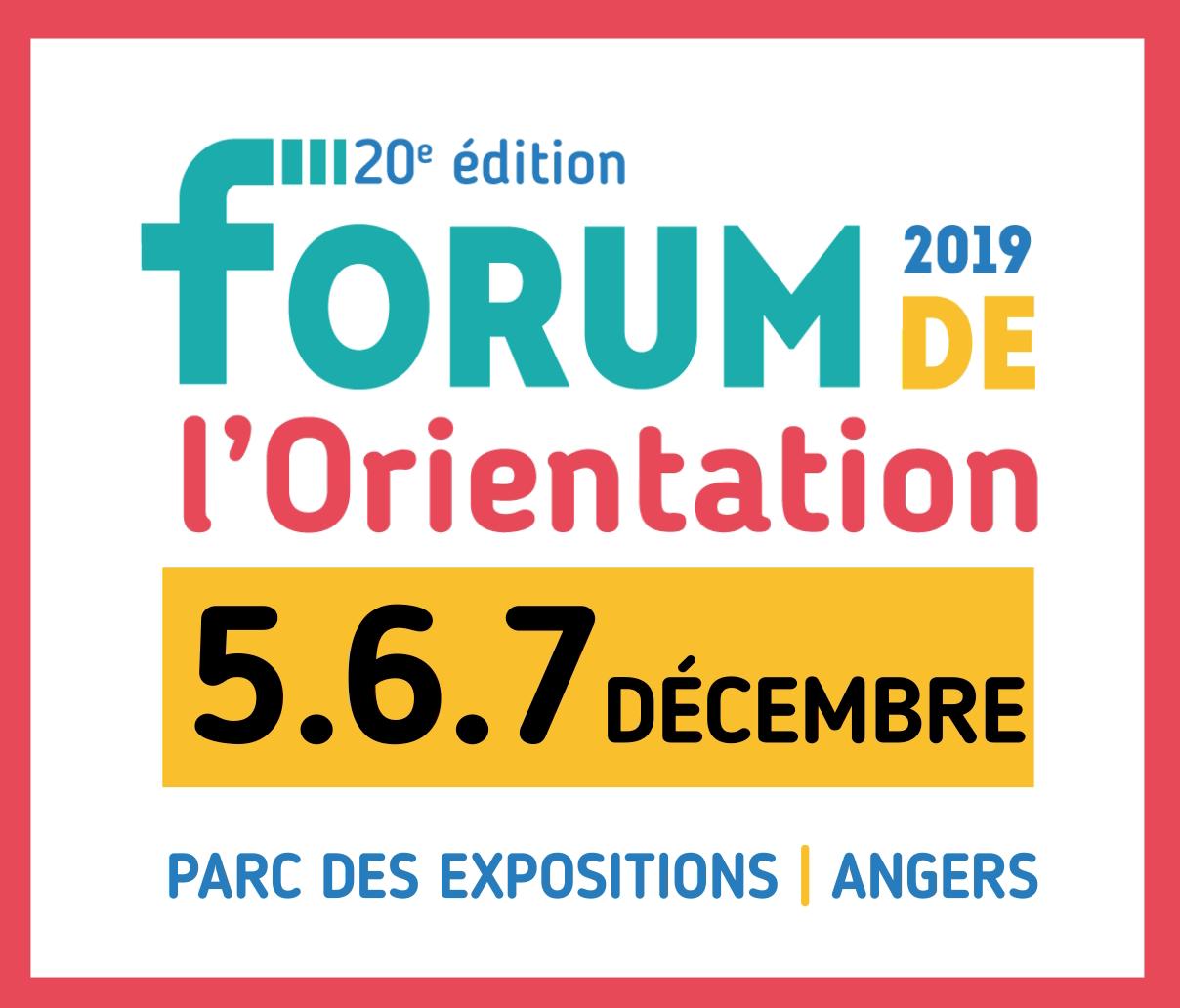 Motion Design Forum de l'orientation d'Angers